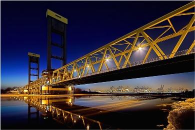 'Kattwykbrücke' von Stefan D2