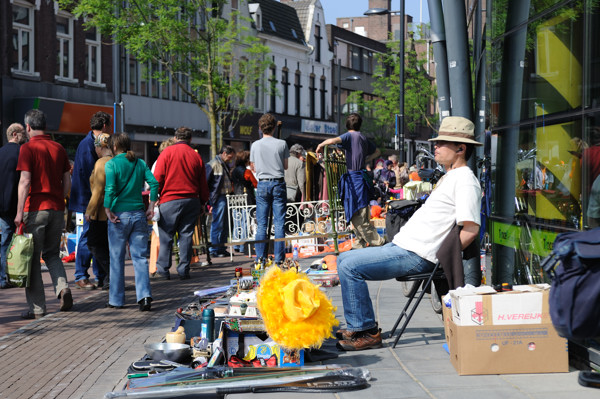 Queens day 2009