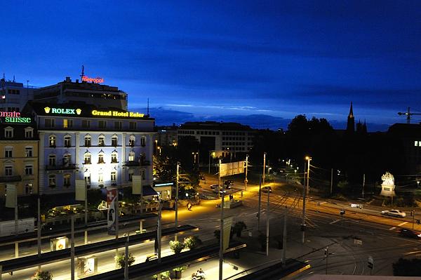 Basel center